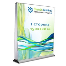 Roll up Double 150x200 см